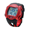 Fashion Multi-function Digital Sports Wrist Watches Light Red