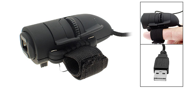 Innovative USB Finger Optical 3D Computer Mouse