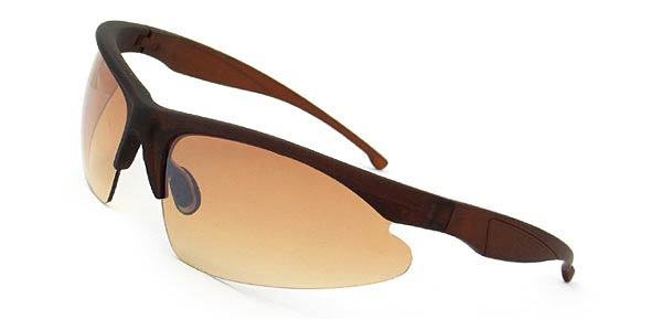 OC Summer Fashion of World Sunglasses (5852)- Brown Lens@