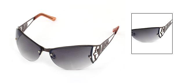Monaco Fashion Style World Women Sunglasses Mirror Lens