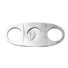 Classical Stainless Steel Cigar Cutter - Double Blade@