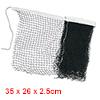 Sports Portable Indoor Outdoor Replacement Volleyball Badminton Net Green