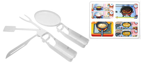 Kitchen Cooking Games Kit for NINTENDO Wii