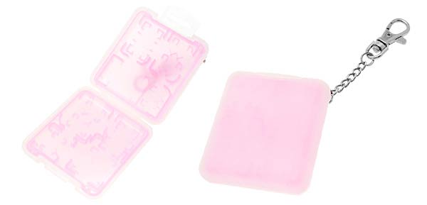 Card Holder Case for SD/MMC/mini SD/T-Flash/micro SD/SIM/MS@