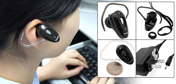 Handsfree Earphone bluetooth Headset for Nokia 6103 6150 9500
