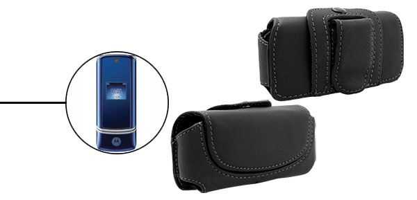 Faux Leather Case for Motorola K1