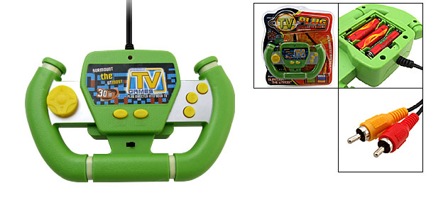 30 in 1 TV Games Infinite Control Station - Green