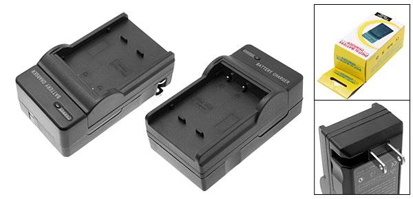 US Plug AC100V-240V Travel Camera Battery Charger FNP 40