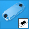 2 in 1 Crystal Upper Cover & Extra Button Kit for PSP Slim 2000