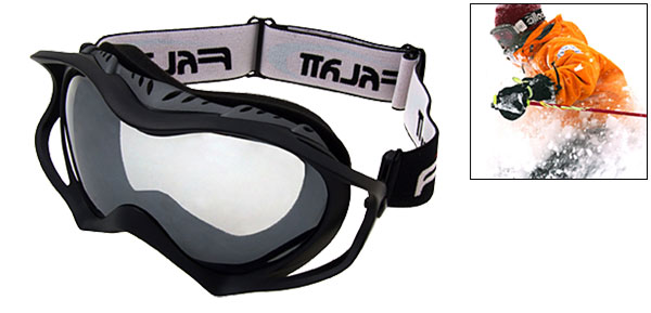 Double-Deck Lens Ski Snowboard Skate Sports Goggles Glasses -NV1302