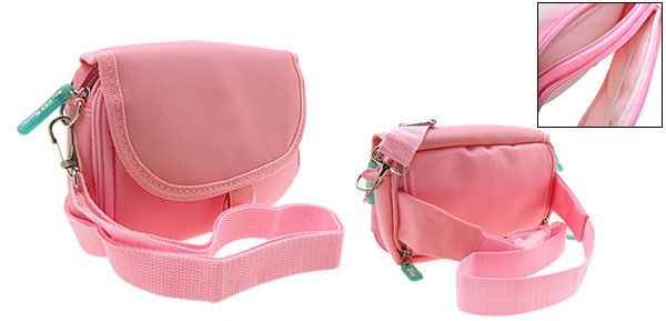 Mini Pink Soft Carrying Protection Bag Case for NDS Lite