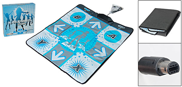 Dancing Leap Amazing & Funny Pad Mat for Nintendo Wii