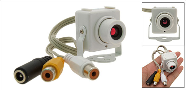 CMOS Camera for Surveillance Security Safety(598c) - PAL system