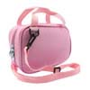Portable Case Leatheroid Bag Pouch Pink for Sony PSP 2000