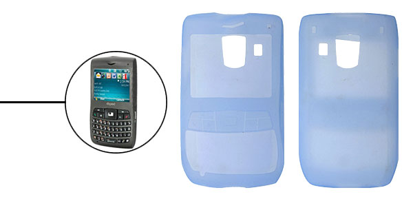 Sky blue Silicone Skin Case for Dopod C730