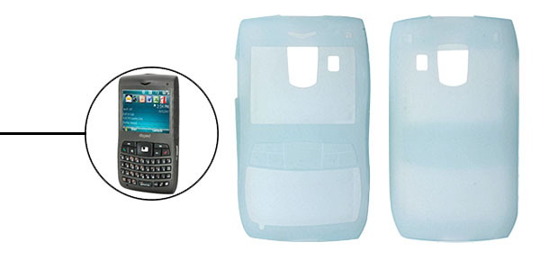 Baby Blue Silicone Skin Case for Dopod C730