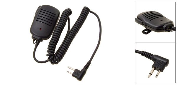 Professional Handheld Shoulder Speaker Mic For Motorola MU21CV SP21 CP200 CT150