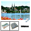 Toys- Educational Landscape Jigsaw Puzzles DIY Deck Designs