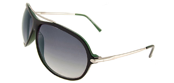 Chic Lady Fashion Green&Black Eyewear Sunglasses