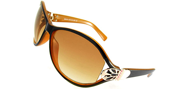Royal Lady Fashion Brown Sunglasses