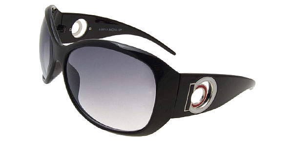 Charming Black Lady Fashion Sunglasses