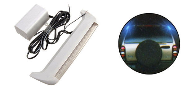 12 LED Extension Eyes Car Auto Lamp Light