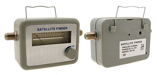 Satellite Finder Satellite Digital Signal Meter LNB Sat