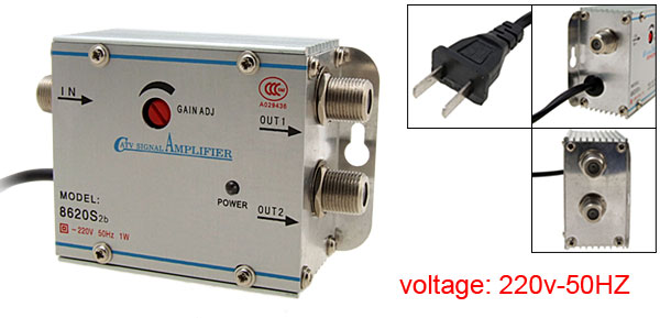 CATV Broadband Number Signal Amplifier