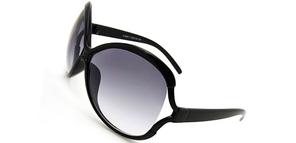 Charlize  Black Fashion Eyewear Sunglasses