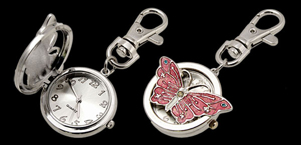 High Qulity Fashion Stylish Key Chain Watch