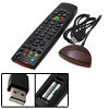 PC  Media Center Remote Control USB IR Receiver