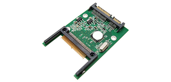 Compact Flash CF to 2.5 SATA Converter Adapter
