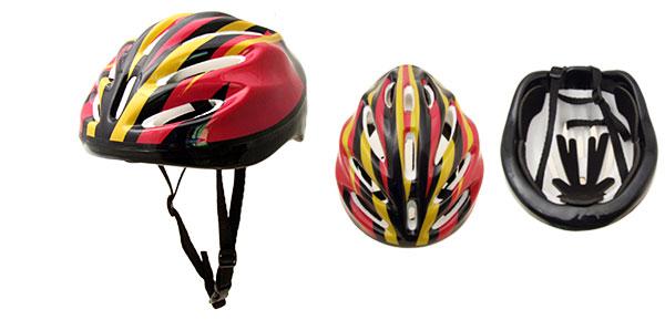 Cool Skateboard Motorcycle Rollerblade Helmet