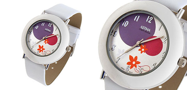 Fashion Jewelry Flower Design Ladies Quartz Wrist Watches