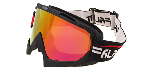 Cool Ski Snowboard Skate Sports Goggles Glasses Color Lens - NV1316
