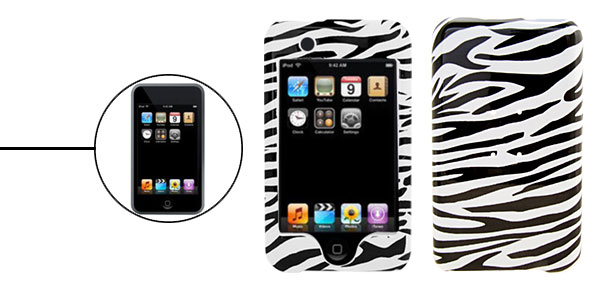 Pinto Pattern Plastic Hard Case for Apple iPod Touch 1st Generation