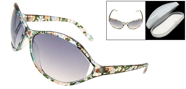 Crystal Balo Fashion Eyewear Lady Sunglasses