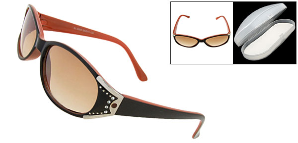 Oscar Black Fashion Eyewear Lady Sunglasses