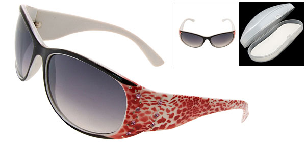 Williams Black Fashion Eyewear Lady Sunglasses