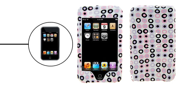 Torus Plastic Hard Case Cover for Apple iPod Touch 1st Generation