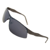 Phoebus Black Eyewear Womens Sunglasses