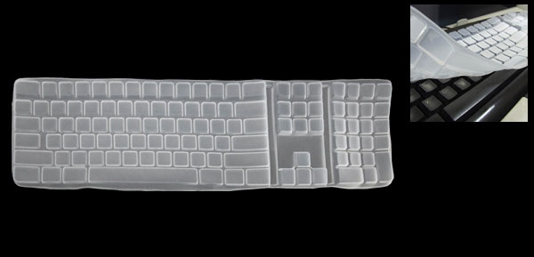 Keyboard Silicon Skin Protector for Desktop G5 (ML-1025c)