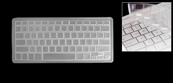 Keyboard Silicon Skin Protector for Apple Mac Book Series (ML-1025a)