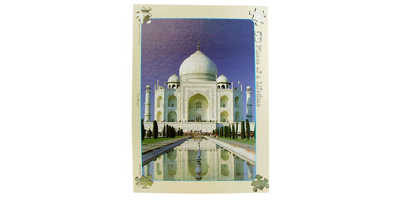 Educational 1000 Piece Indian Taj DIY Jigsaw Puzzles