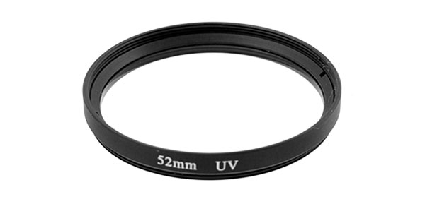 52mm UV Filter Lens for Nikon Canon Olympus