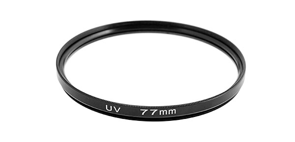 77mm UV Filter Optical Lens for Camera