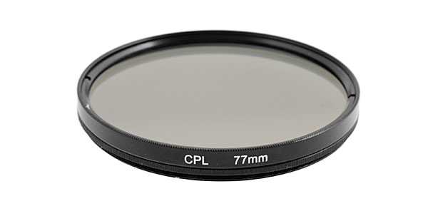 Keep 77mm Camera CPL Circular Polarizer Filter