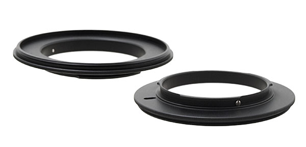 62mm Digital Camera Lens Reversal Filter Ring Mount Adapter for Nikon SLR