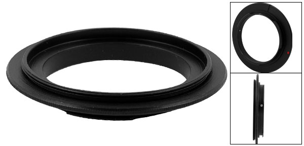 52mm Lens Reversal Filter Ring Adapter for SLR Camera
