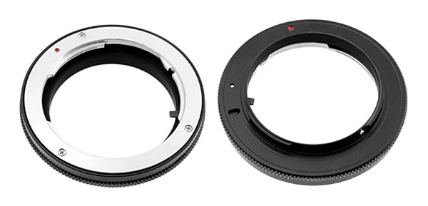47mm Macro Lens Reversal Filter Adapter Ring for Camera Olympus 4/3